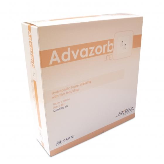 ADVAZORB T LITE 8X8CM CX20 CR4212