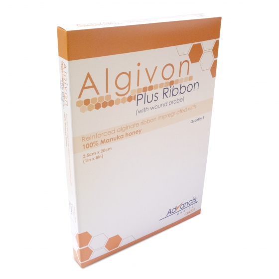 ALGIVON PLUS RIBBON 2.5x20CM CX5 CR4231